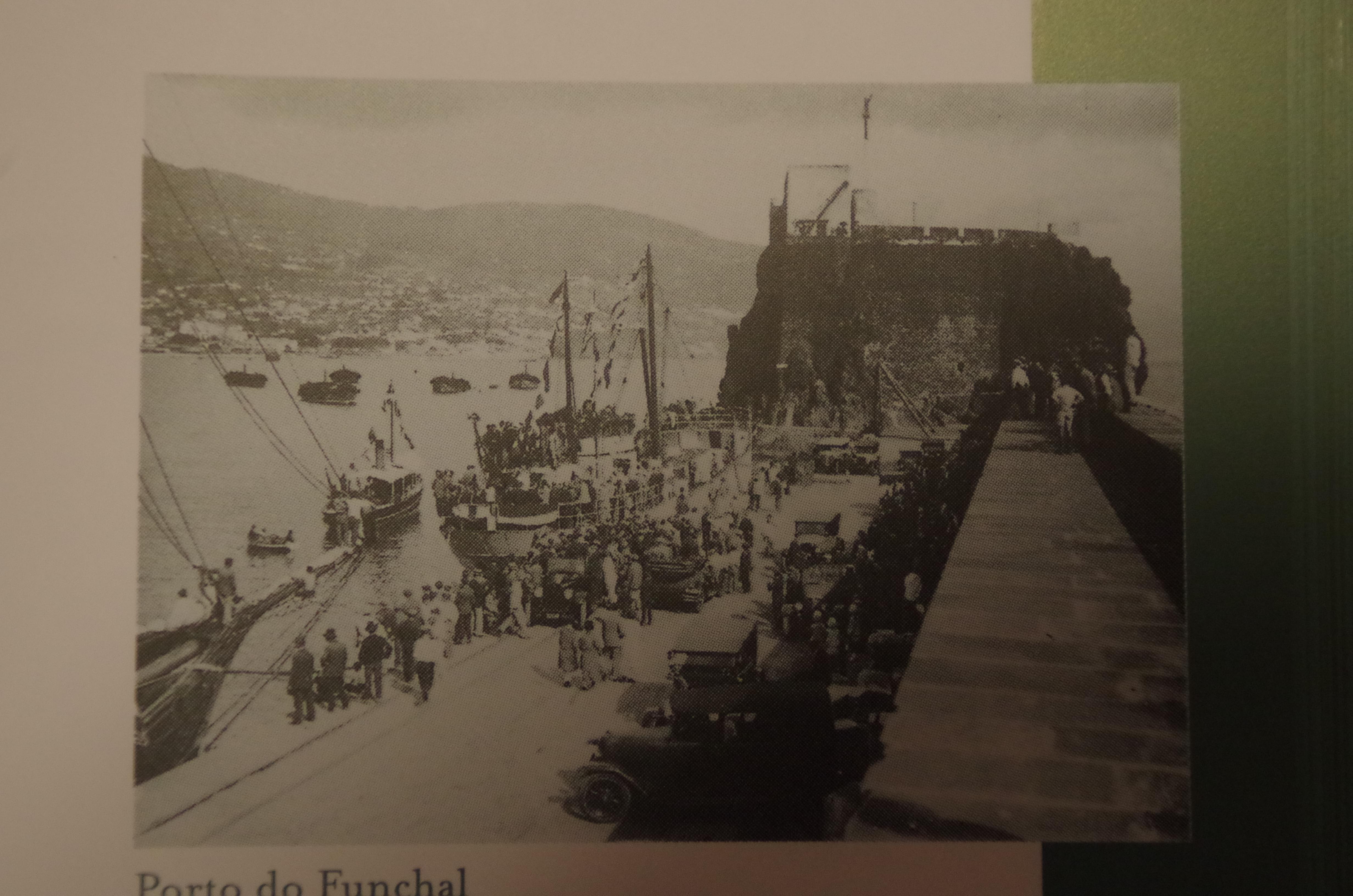 Exports of Madeira?
