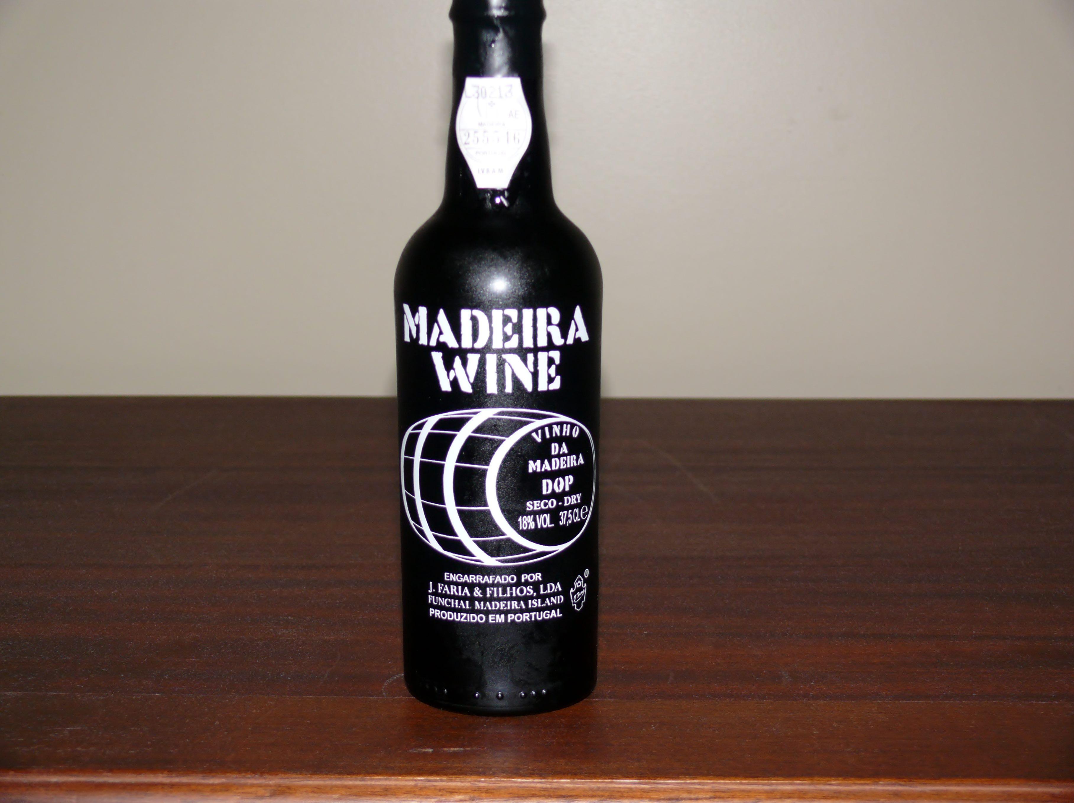 Faria Madeira wine