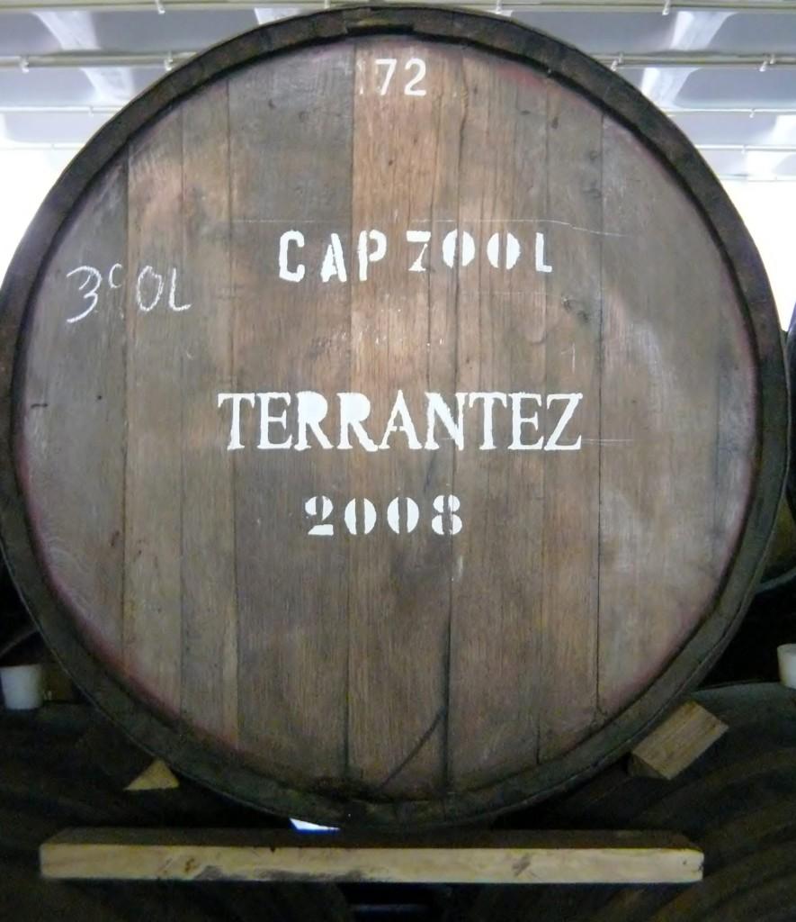 H and H Terrantez aging canteiro style