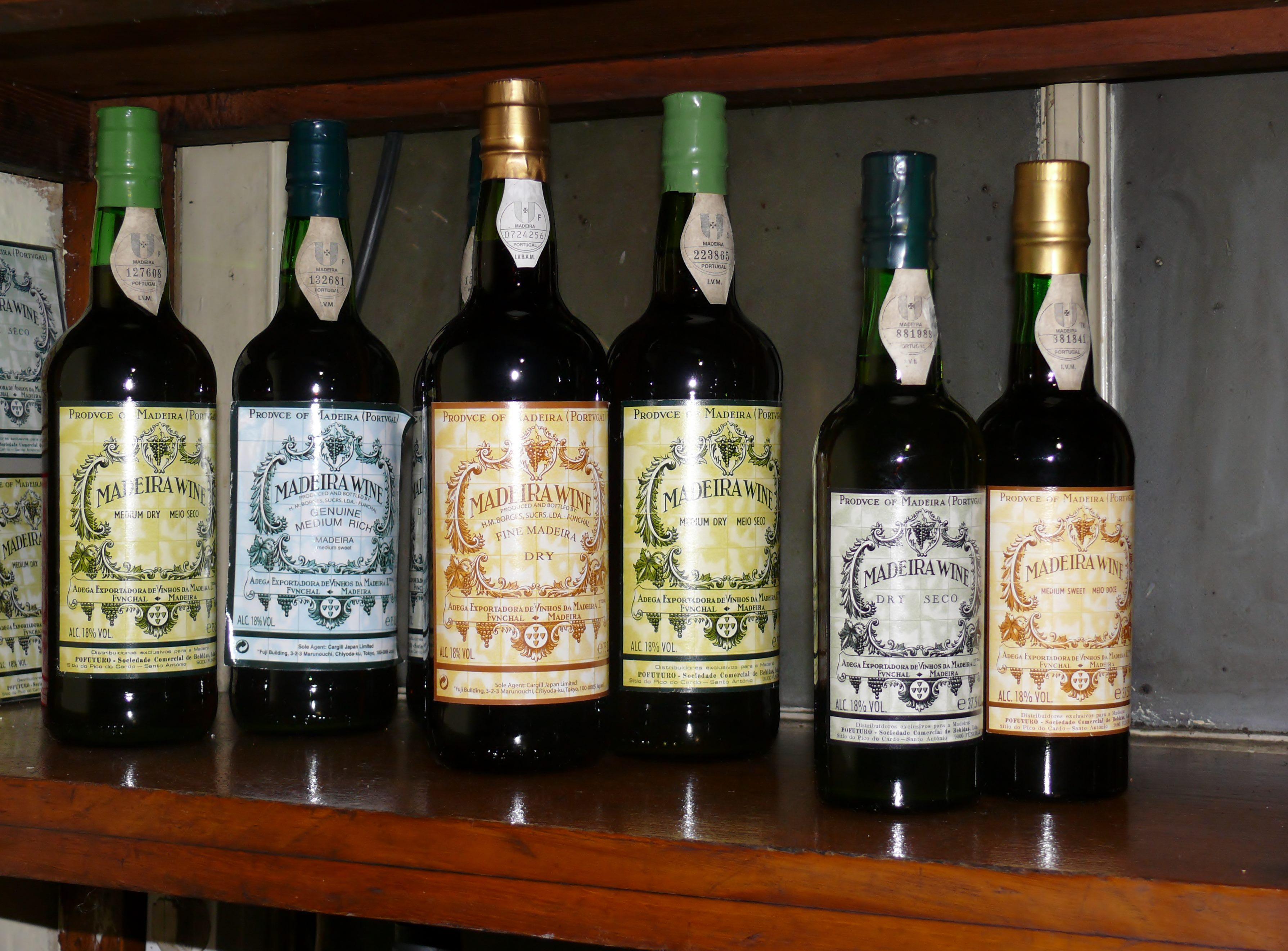 Borges tile style bottles