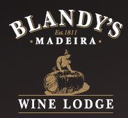 Blandy wine lodge logo