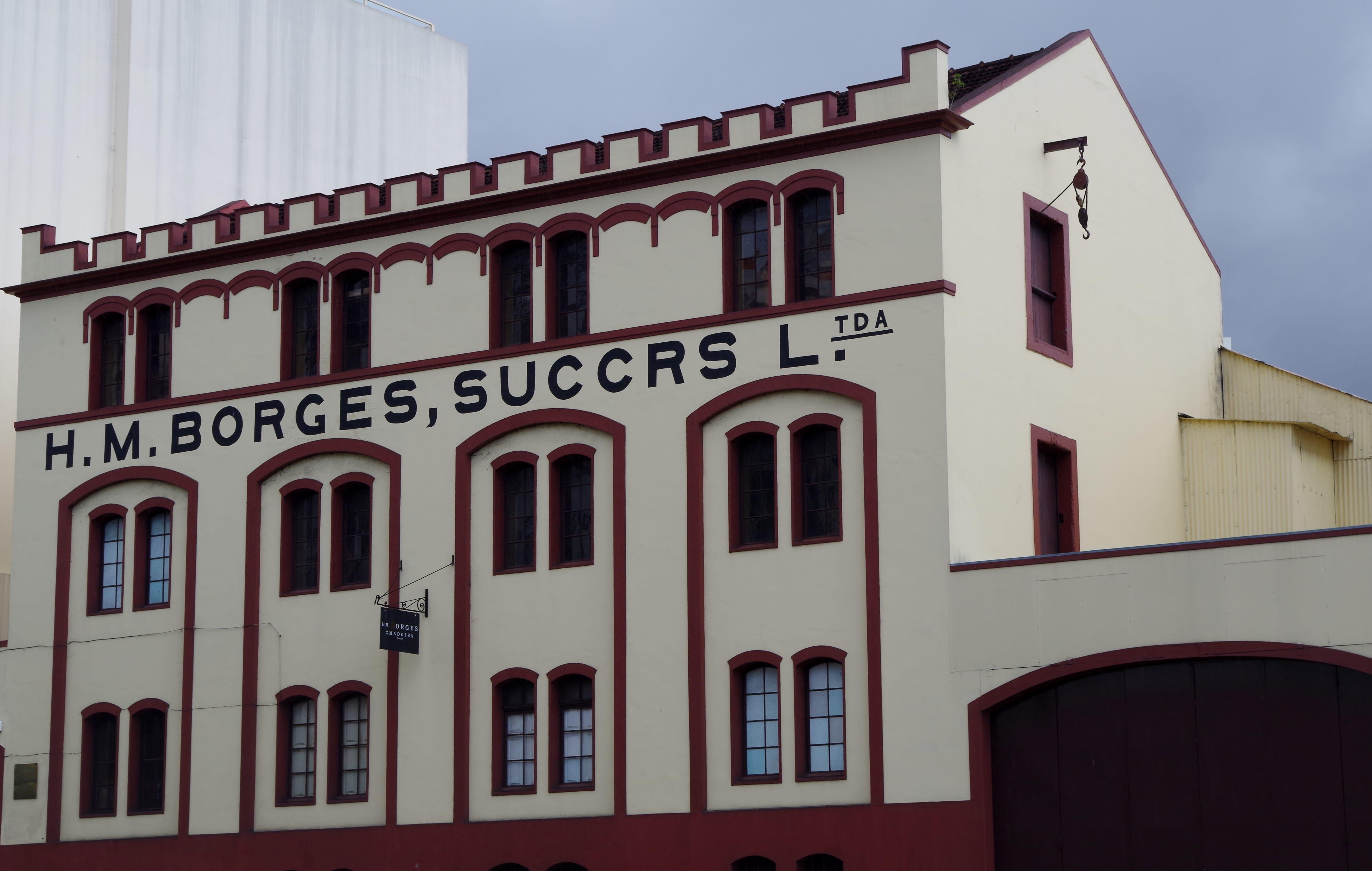 Borges building