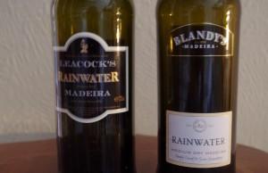 Rainwaters Madeira style