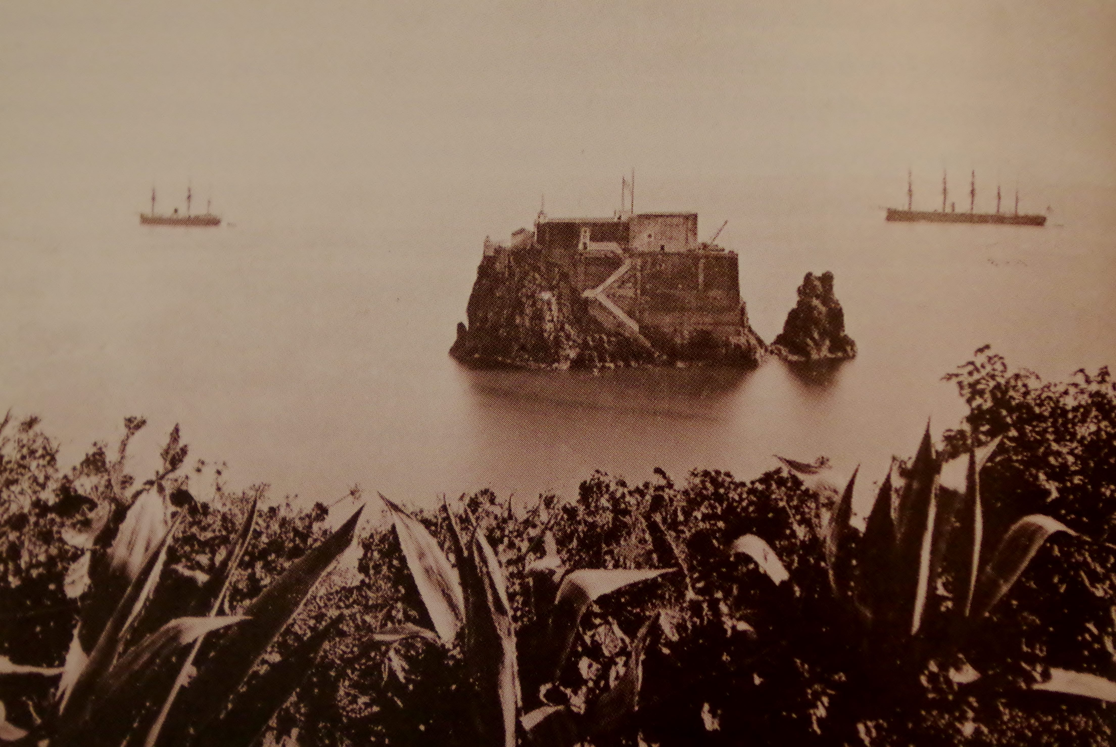 Mohle fort, Funchal Madeira 1900
