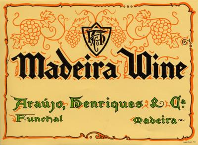 Borges Henriques label