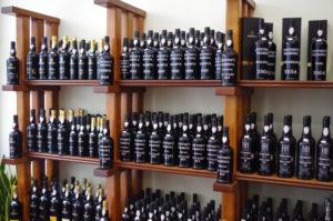 Perola Madeira wine shop, Funchal, Madeira