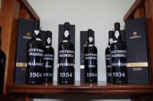 Justino vintages