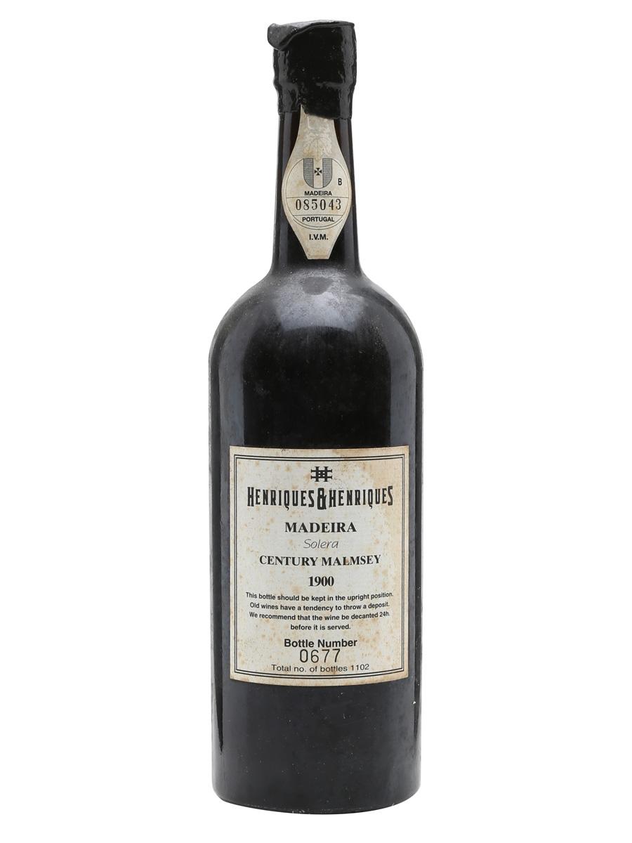 Solera Madeira wine