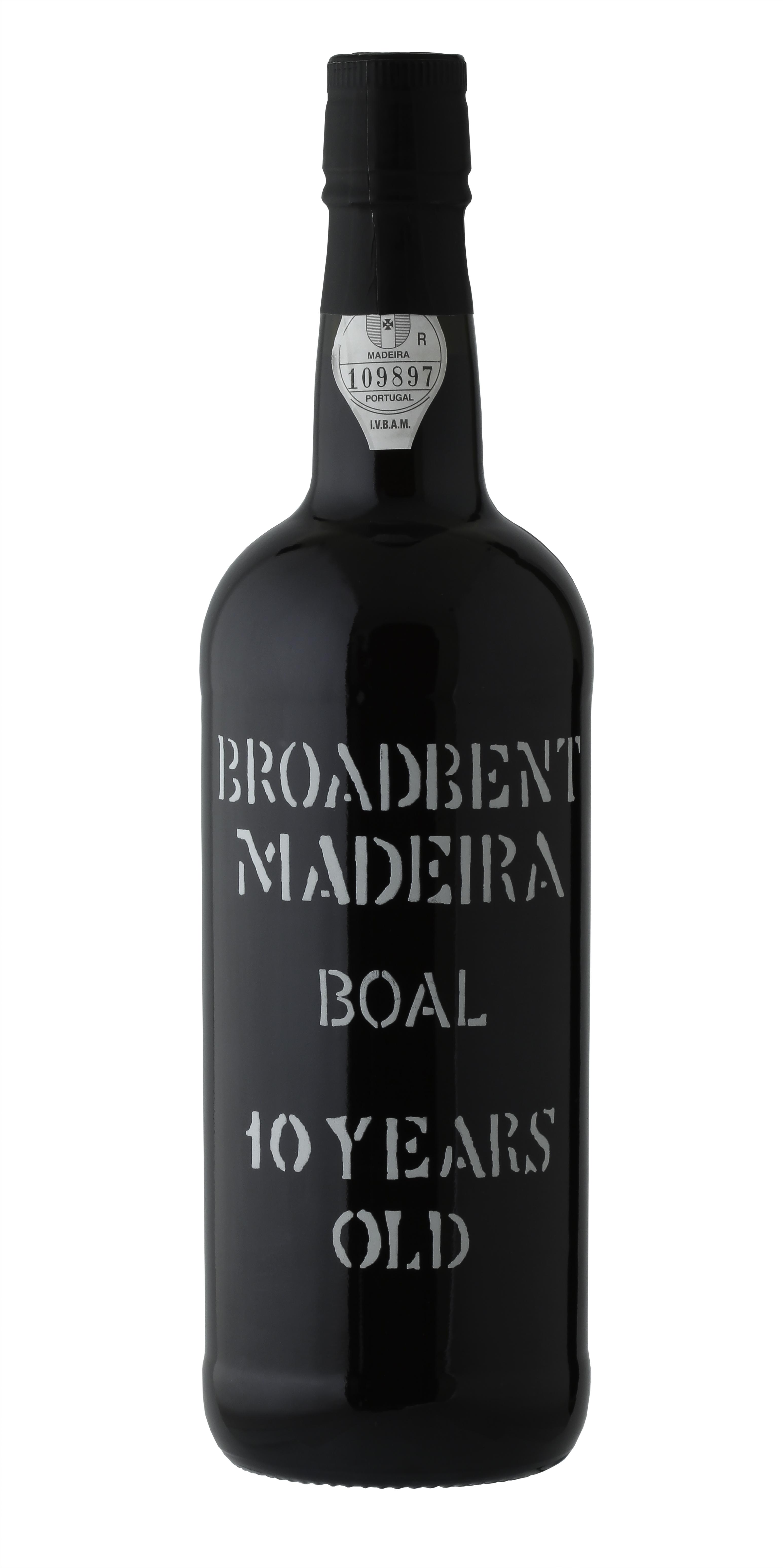 Broadbent 10 year Boal