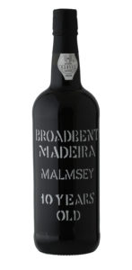Broadbent 10 year old malmsey
