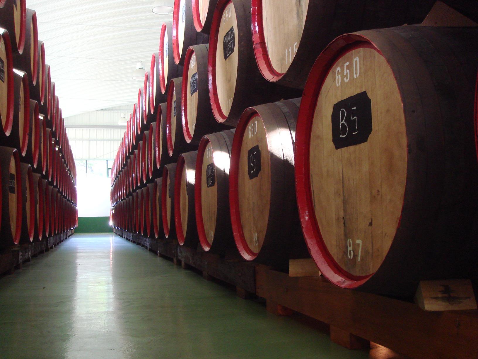 Cask 650l 01 Madeira Wine And Dine