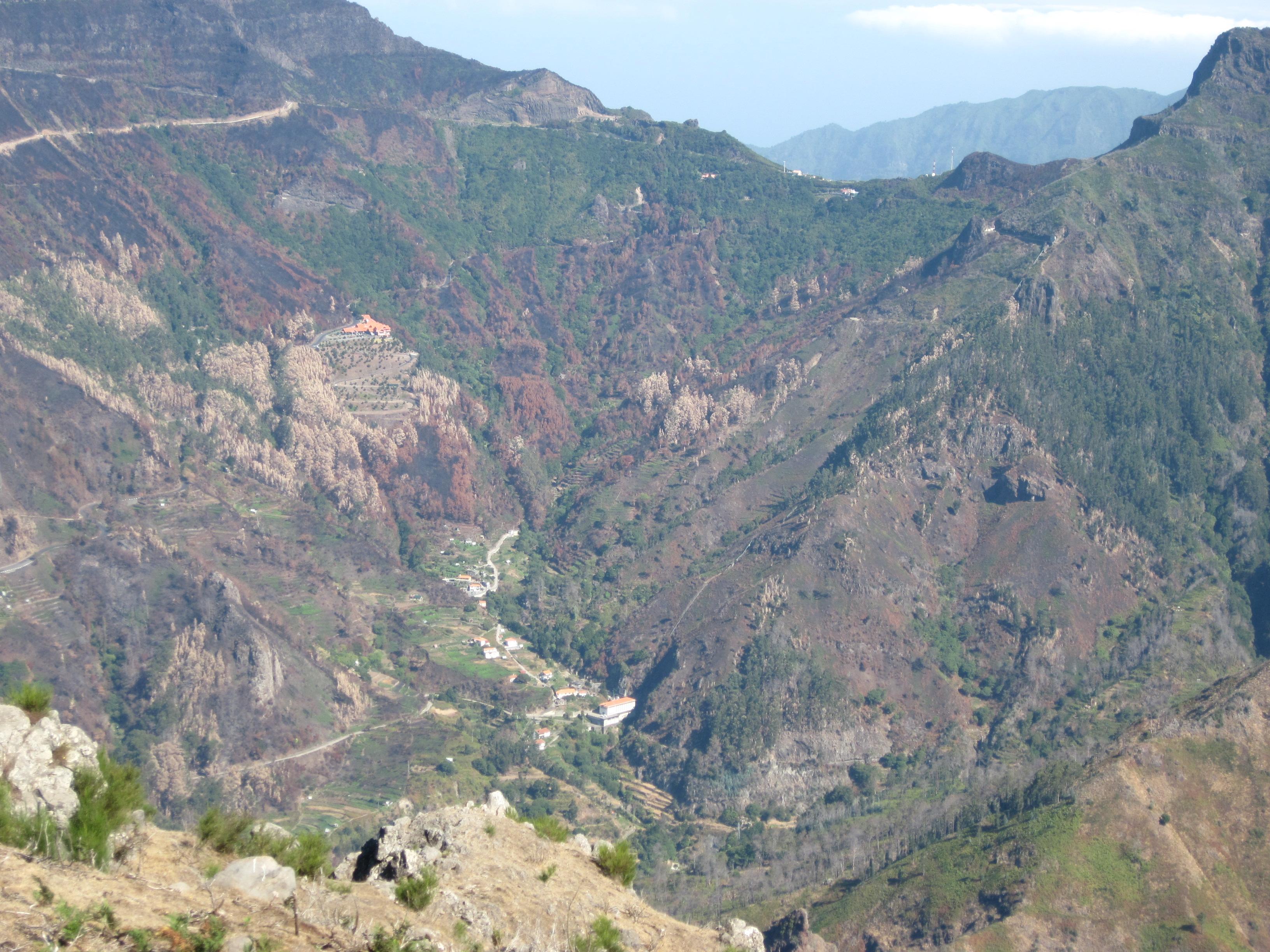 Madeiran landscape