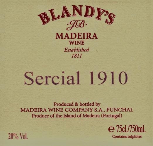 Sercial 1910