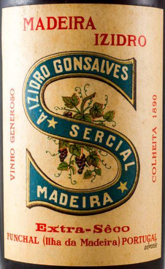 1890 Madeira S Izidro 2