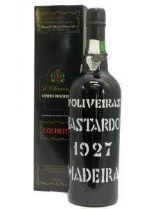 1927 Madeira Bastardo D'Oliveiras