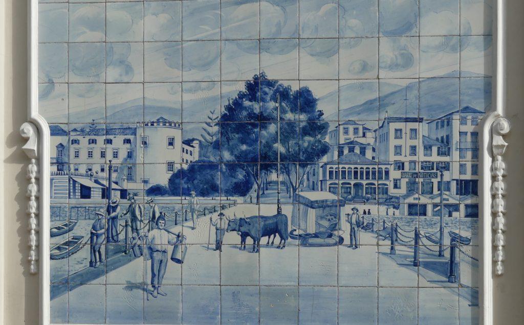 Tile Fresco