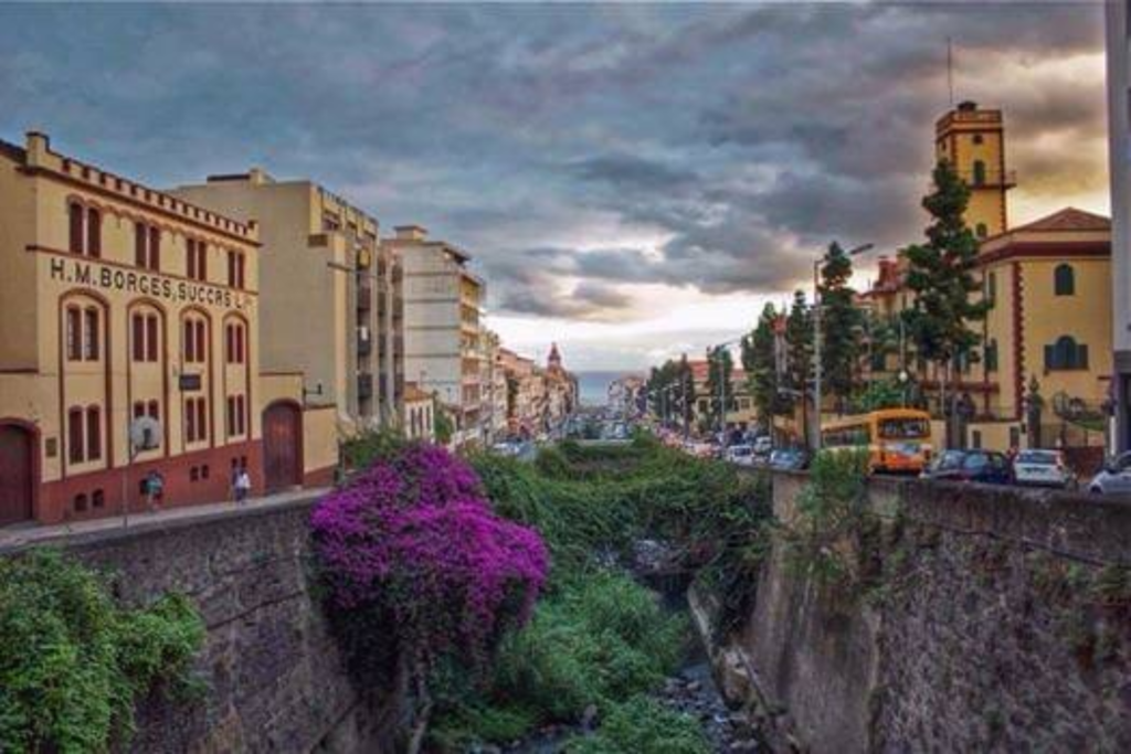 Borges wine lodge, Funchal Madeira