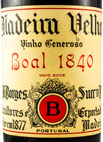 1840 Madeira Boal H. M. Borges 2
