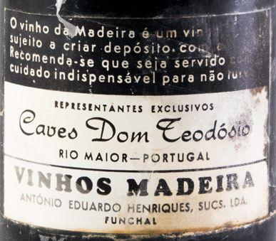 1907 Madeira Boal Solera Eduardo Henriques 2