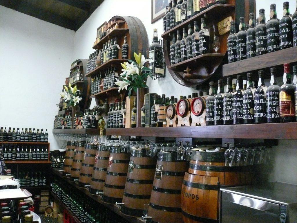 Wines of D'Oliveiras