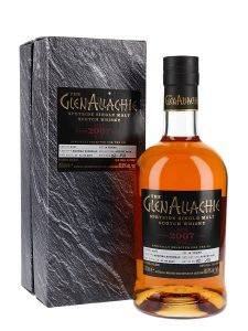 Glenallachie Madeira cask whisky