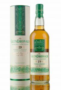 Glendronach Madeira finish 19 years old whisky