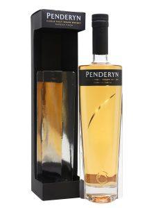 Penderyn Single Malt Welsh Whisky Madeira finish